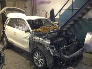 Audi до ремонта