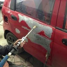 Кузовной ремонт - дверь Матиз