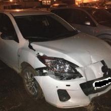 Mazda до ремонта