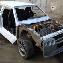ВАЗ2108 до кузовного ремонта