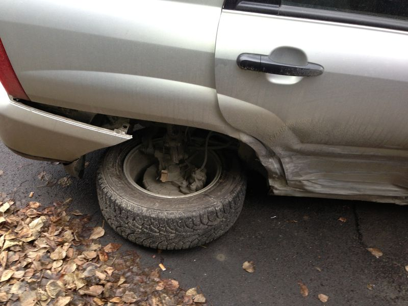 Kia до кузовного ремонт