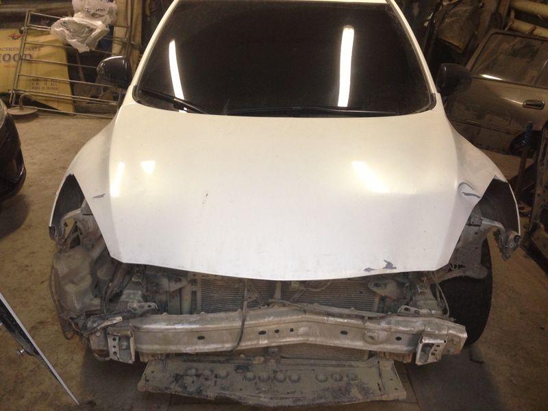 Кузовной ремонт - mazda