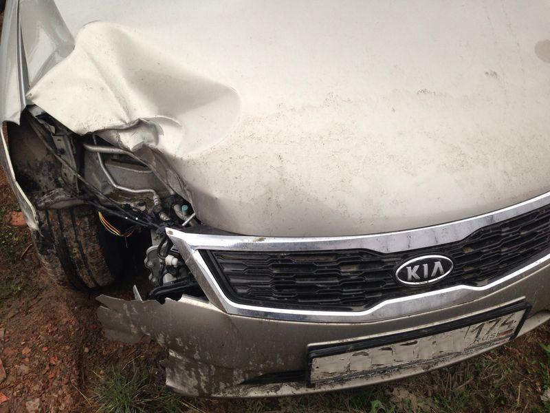 Kia Ceed  до кузовного ремонта