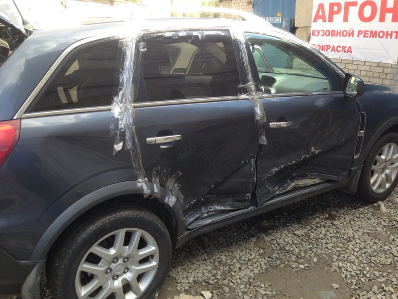 Opel до ремонта