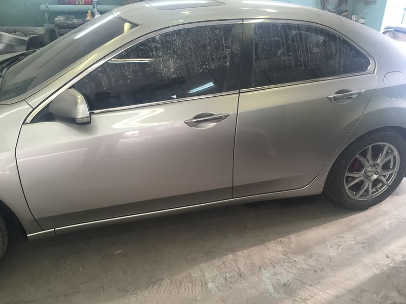 Кузовной ремонт Honda Accord