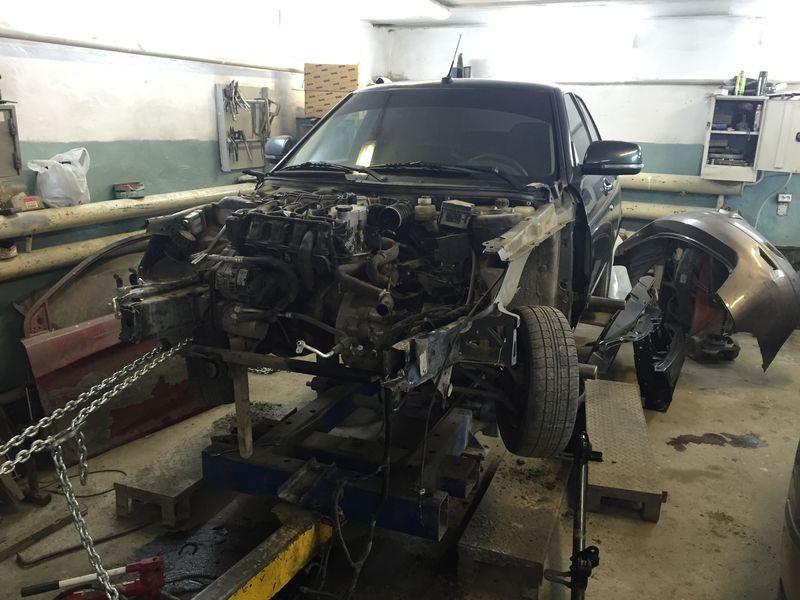 Кузовной ремонт LADA Priora