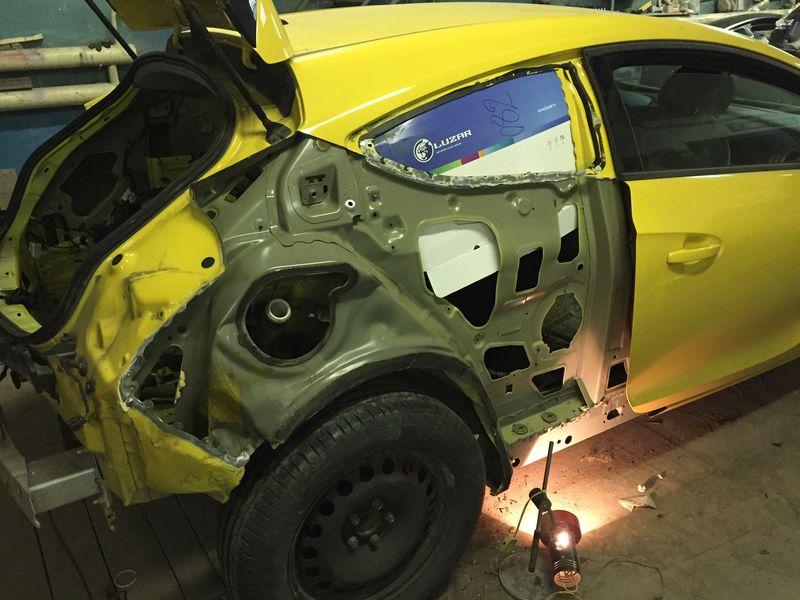 IКузовной ремонт и покраска
